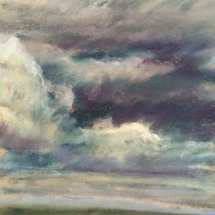 Cloudy skies over Walberswick - £75