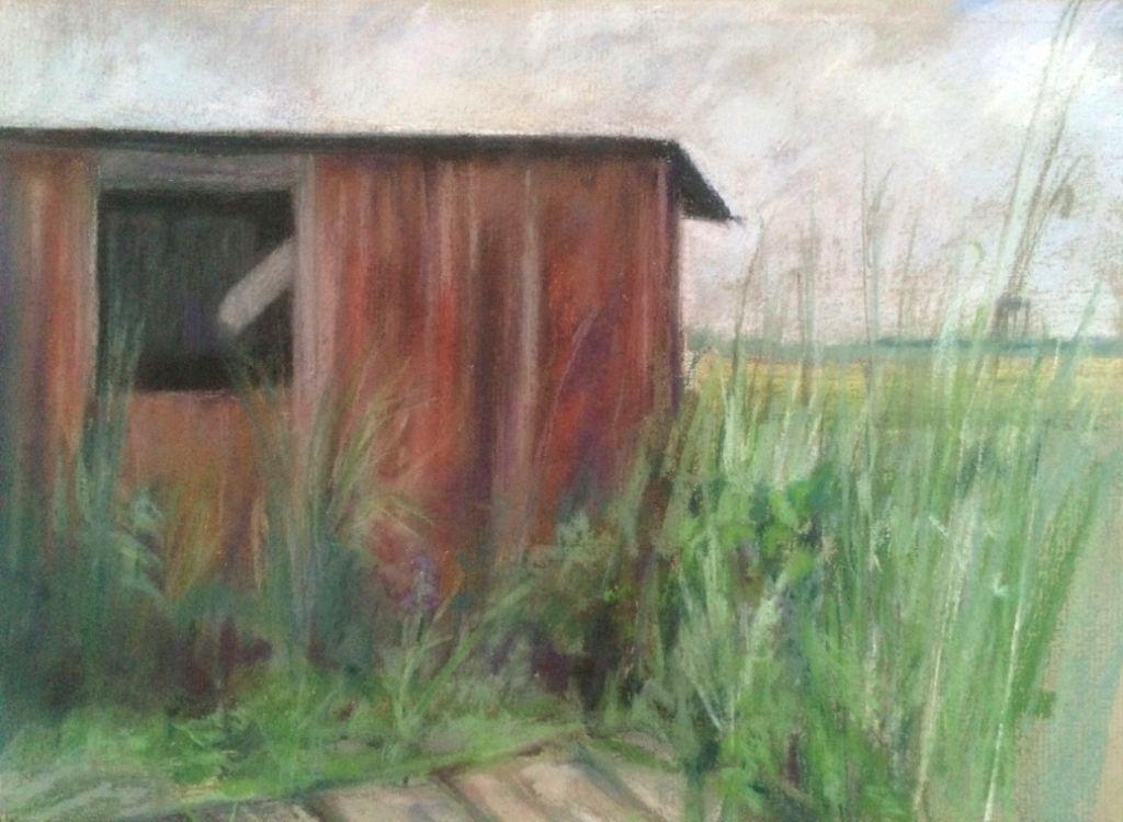 Fishermans hut Southwold - £75