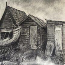Fishermen's huts - £120