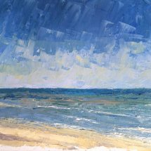 Walberswick beach - late afternoon - £150