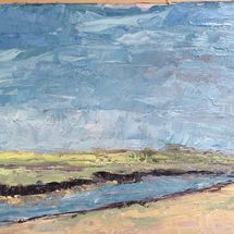 Walberswick - towards the dunes - £140