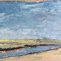 Walberswick - towards the dunes - £140