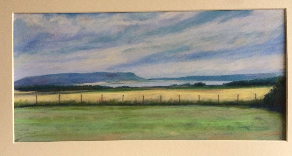 Scottish view - SOLD