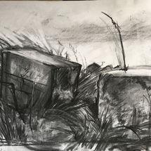Tank Traps - Walberswick beach - £100