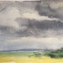 Summer skies, Walberswick - £75