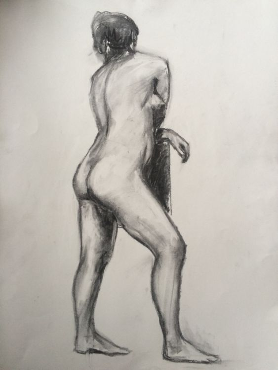 Standing Nude - £190