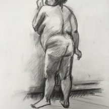 Standing Nude 3 - £120