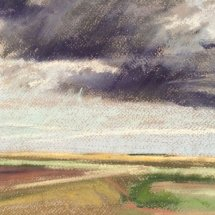 View from Cley - £60