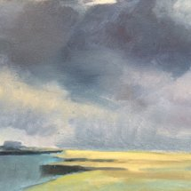 View towards the sea Walberswick - £150