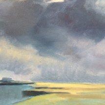 View towards the sea Walberswick - £150