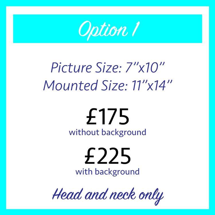 childrens portrait price list 1