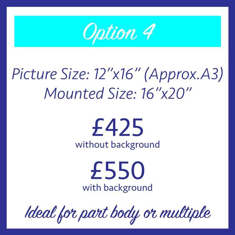 childrens portrait price list 4