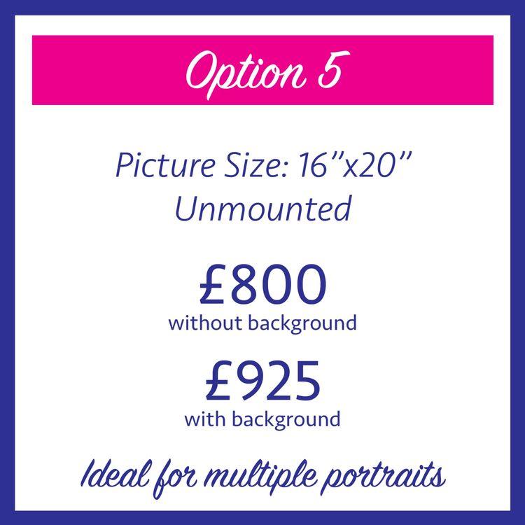 childrens portrait price list 5