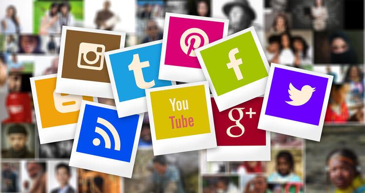 Social Media (Image by Gerd Altmann from Pixabay)