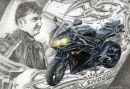 Mat's Motorbike
