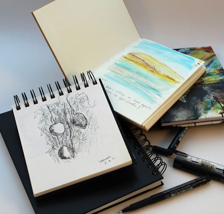 Sketch (Image by Carly Lawson from Pixabay)