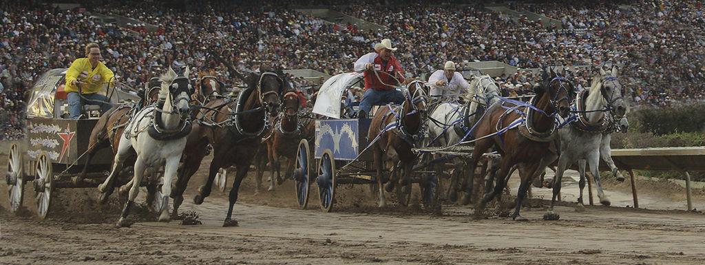 Chuck Wagon Racing