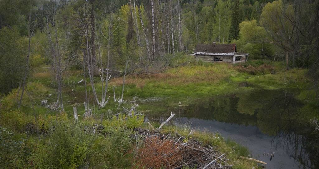 Abandonded Lodge
