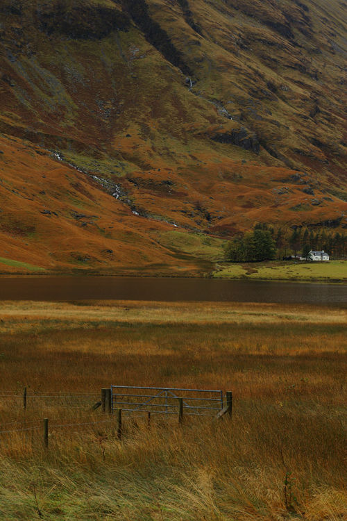 Gate way to glen