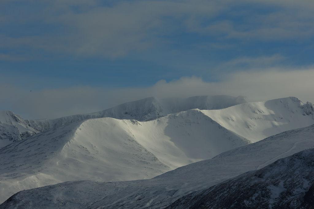 Scottish snowcaps 3