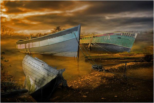 Shipwreck Graveyard