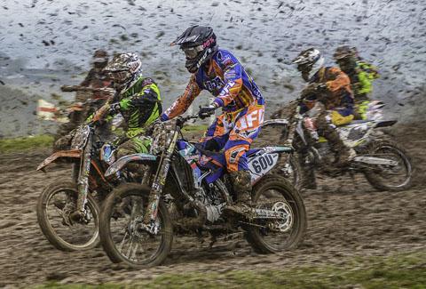 Raining Mud