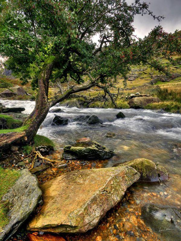 Afon Nant Peris