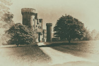 Castell Penhryn Castle