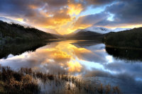 Llyn Padarn Lake