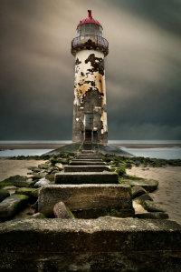 Goleudy Talacre lighthouse