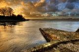 Y Foryd o Gaernarfon