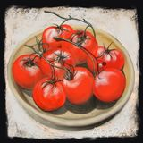 Bowl of tomatos