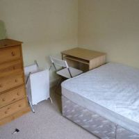 Large double bedrooms in this Loughborough 3 bedroom student house.