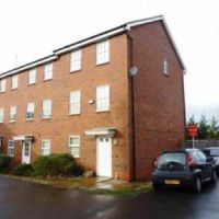 4 Bed Kingfisher estate house on Wren Close near Loughborough University and town.