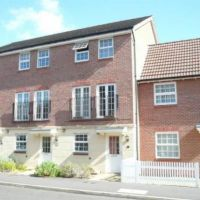 Moorhen Way, modern 3-storey house situated on the Kingfisher estate, near Kingfisher Halls accommodation, close to Loughborough University and town.