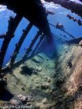 Promenade Deck, Umbria Wreck, Sudan
