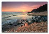 Donegal Beach sunrise