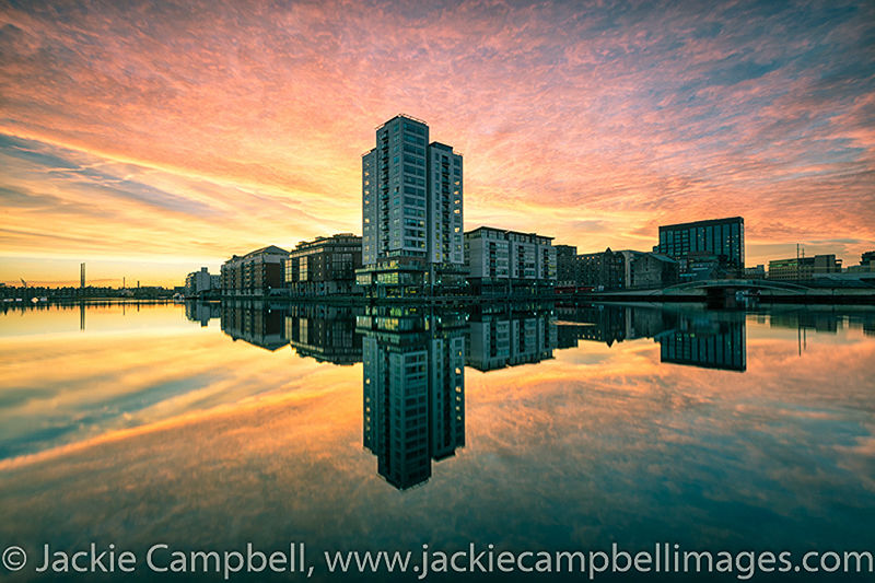 Dublin at dawn 2