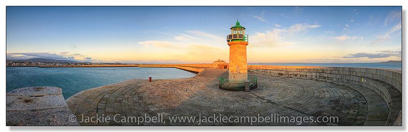 West Pier Lighthouse