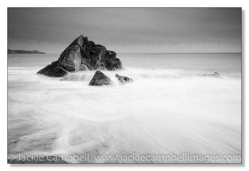 The Rock, Long exposure
