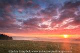 Salisbury Plains sunrise, UK