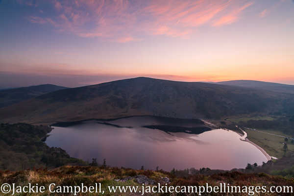 Lough Tay, Wicklow