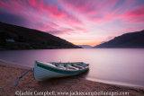 Lakeshore sunrise