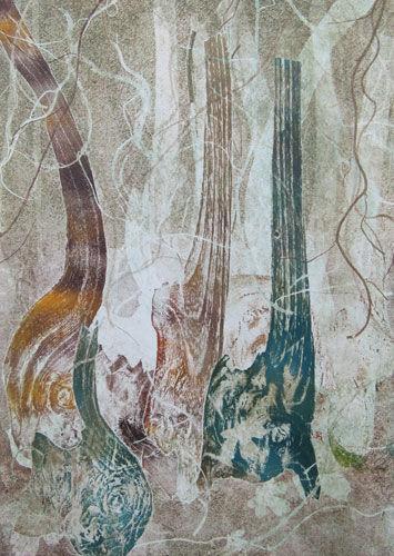 Pollarded Hedgerow