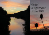 2017 Kings Sedgemoor Drain Single Calendar