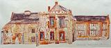 Muchelney Abbey - Front