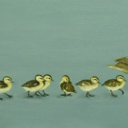 'First Outing' SOLD