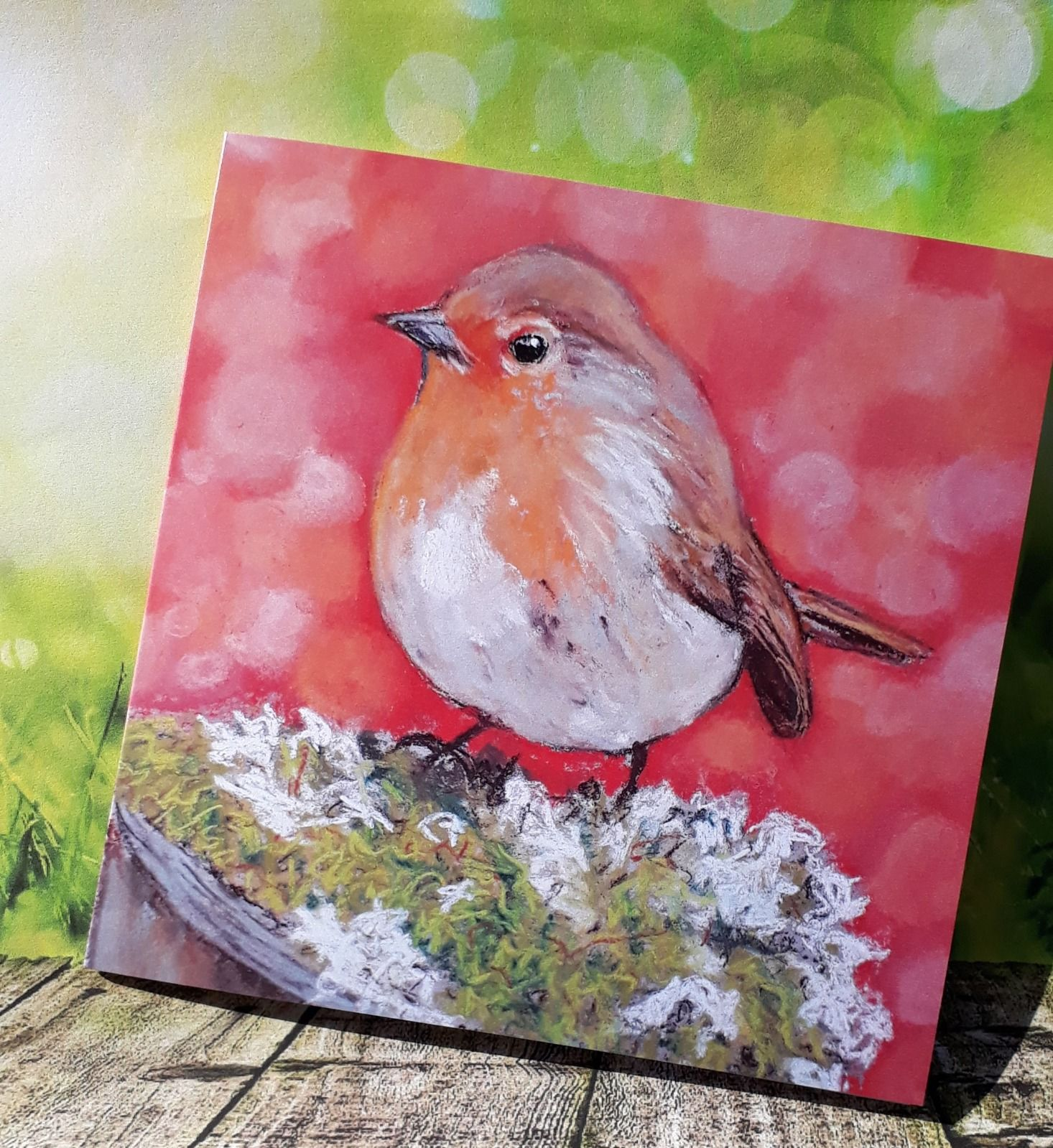 fat robin SORRY SOLD OUT