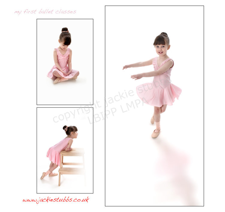 ballet, football...whatever your child loves to do.  Capture that moment forever.