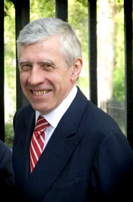 Jack Straw MP